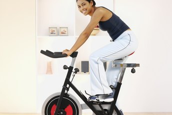Stationary Bikes & Foot Tingling
