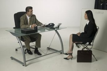 Know the company's structure and your potential role before your interview with a VP.