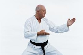 Many kata -- or martial arts forms -- contain hidden pressure point strikes.