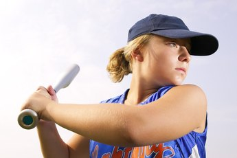 Slow Pitch Softball Batting Practice Drills