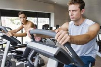 Weight loss is just one benefit of riding a stationary bike.