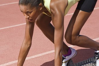 How to Train for a 400M Sprint