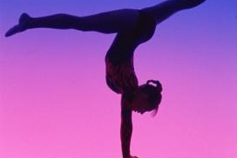 Female gymnasts should train for increased strength, balance and flexibility.