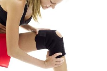 Use proper joint support while exercising.
