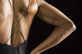 Strength train for a sexy back.