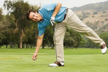 The golfer's lift is named for its frequent use in the game of golf.