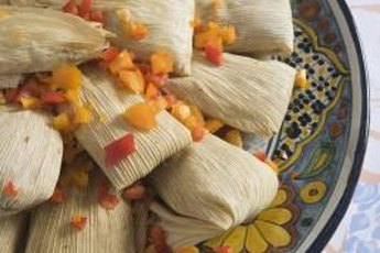 Tamales can be altered to fit into a healthy diet.