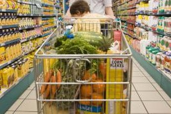 There are some situations where groceries are tax-deductible.