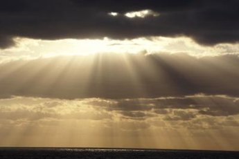 Most of our vitamin D comes from sunlight.