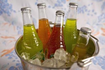 Phosphoric acid is the most damaging acid in carbonated drinks.