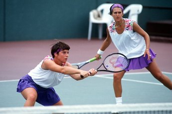 Drills for Tennis Doubles