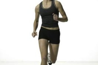 The butt-kick exercise can optimize your run.