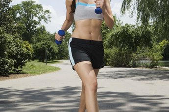 What Kind of Exercise Is Good for the Stomach but Won't Make You Lose Weight?