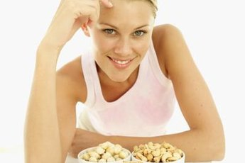 Nuts aren't off limits in weight-loss diets.