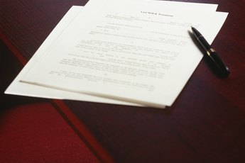 How to Change the Name of a Revocable Trust to a Married Name