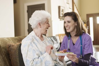 Job Description of a Caregiver