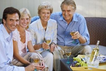Annuities tend to be products purchased by people near retirement.
