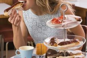 Limit sugars to prevent unwanted weight gain.