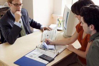 Married couples need to work together when filing taxes.
