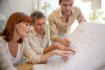 Women are a minority among architects, but not uncommon.