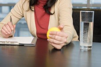 Do Stress Balls Help Strengthen the Forearms?