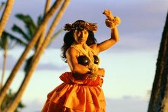 Tahitian dance uses the core muscles of the waist.