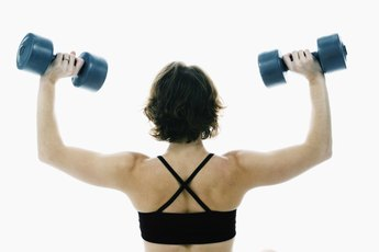 An Exercise Routine for a Lean Muscled Woman