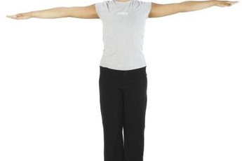 Stretching the median nerve can lighten the pressure in your arms and elbows.