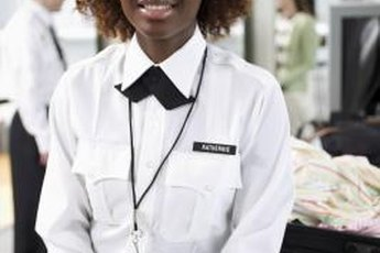 Security guards protect people and property from theft and bodily harm.