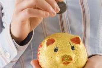 Bank MMAs and money market mutual funds pay more interest than a piggy bank.