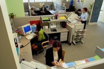 Employees need adequate space to do their jobs.