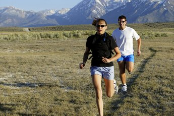 Is Trail Running Better for the Knees?