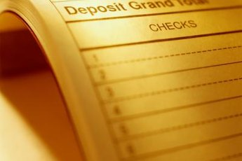 Making a bank deposit is one way to keep your refund.