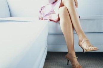 Target your calves to enhance your shapely legs.