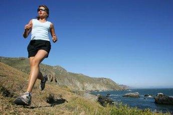 Running burns more calories than yoga.