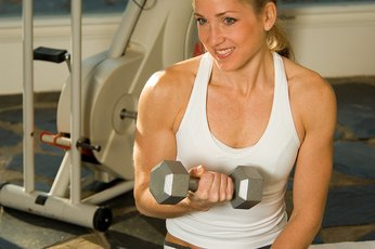 Beginner Workouts for Upper Arms With Weights