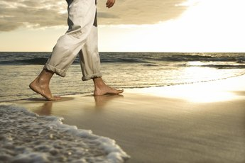Exercises to Prevent Walking on the Side of Your Feet