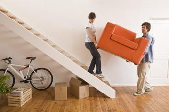 Moving out of your parents' house takes preparation — and the help of friends.