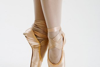 How to Strengthen the Legs & Ankles for Ballet