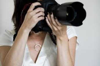 Photojournalists shoot, edit and present photographs for news publications.