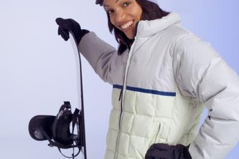 Menstruation may raise your risk of injury while snowboarding.