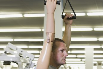 Cable Rotation Exercises for Women