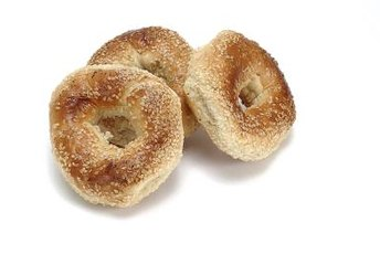 Some bagels provide more nutrients than others.