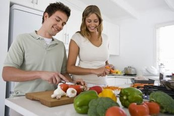 Plant-based foods are the basis for healthy cooking.
