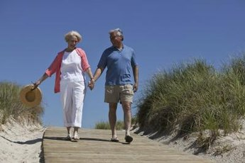 Walking is an easy exercise you can do throughout your lifetime.
