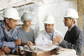 Construction civil engineer techs serve in the commercial and residential industries.