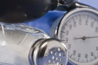 Reducing your sodium may help keep you healthy.