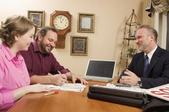 Private mortgage insurance can be required as part of an escrow account.