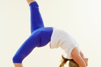 How to Gain the Flexibility of a Gymnast