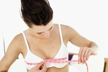 How to Lose Weight in the Breasts & Back Area